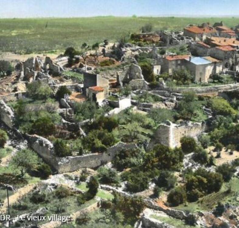 Saint-Julien-le-Montagnier - Le village perché de Jean Giono (Randos en FAMILLE, Parc du Verdon)