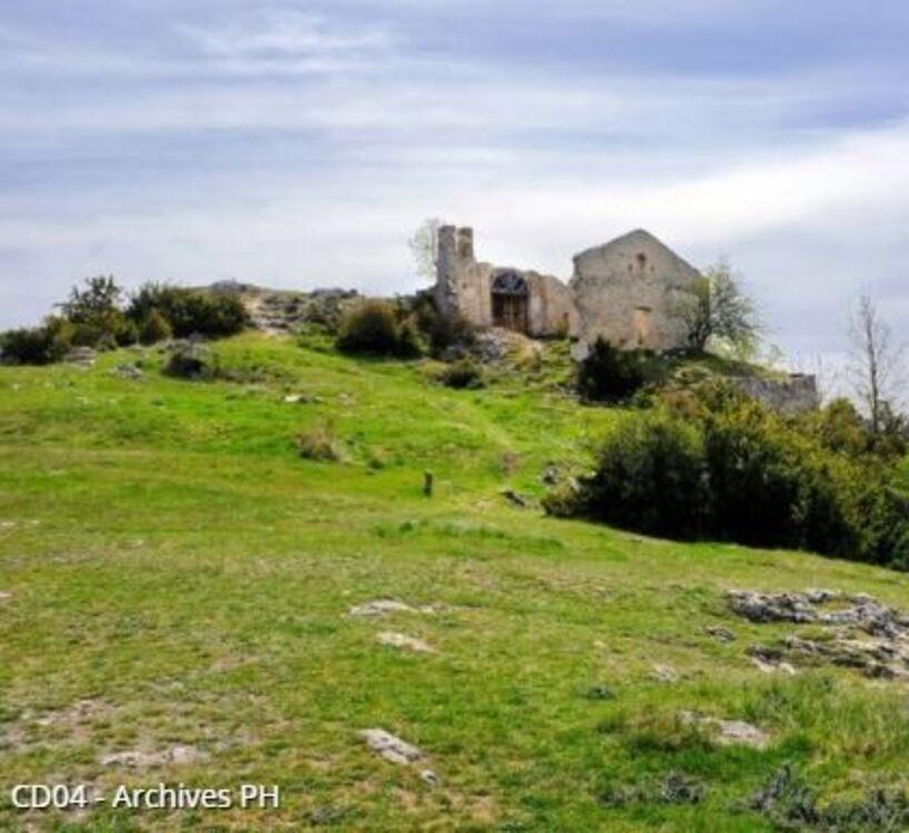 La Palud-sur-Verdon -Sentier de découverte de Châteauneuf-lès-Moustiers (Randos en FAMILLE, Parc du Verdon)