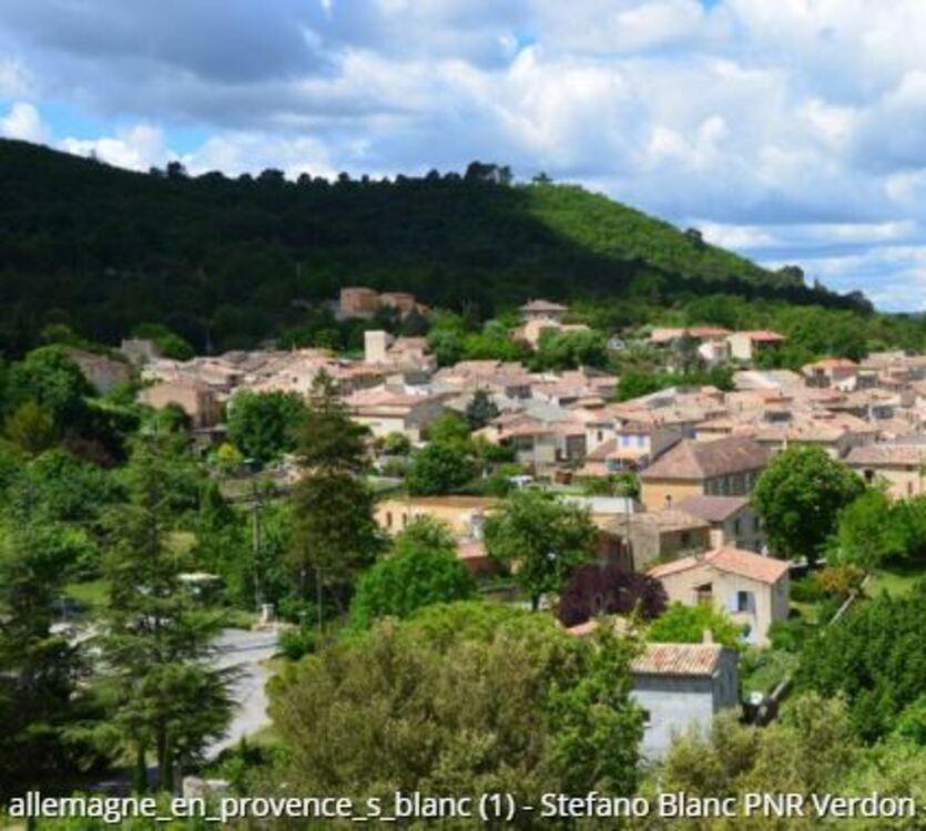 Allemagne-en-Provence - La chapelle Saint-Marc (Randos en FAMILLE, Parc du Verdon)