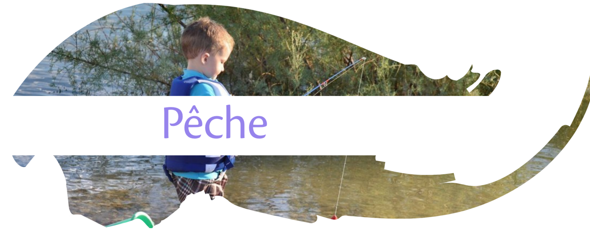 La pêche au lac de Sainte-Croix