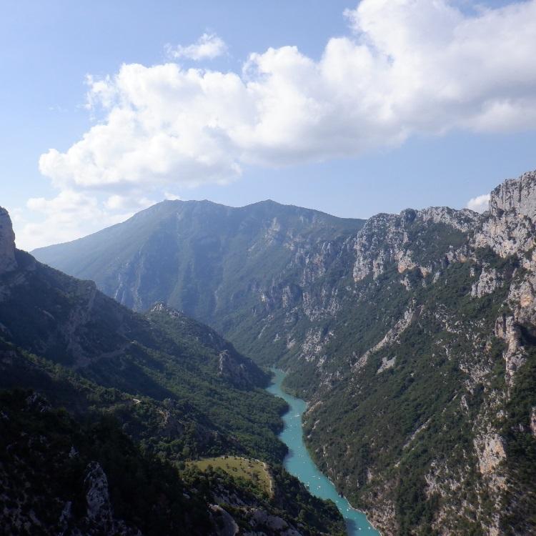 Randonnées moyennes & longues distances Moustiers - Plein Voir