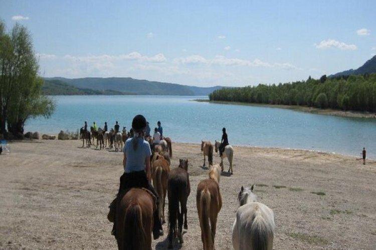3 sorties Lac de Sainte Croix - journée