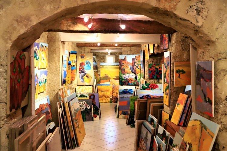 Galerie Atelier Isabelle Merlet