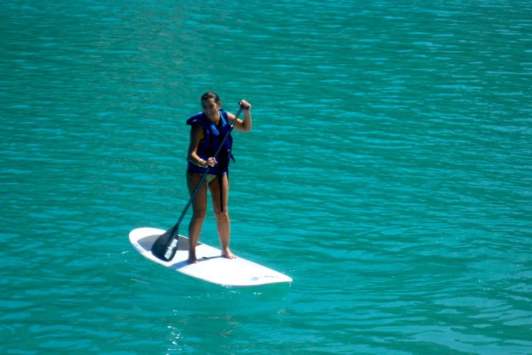 Stand Up Paddle Lac de Castillon