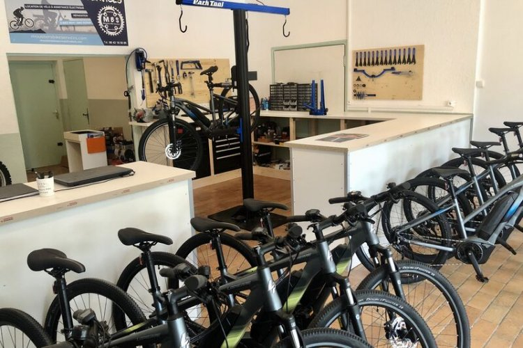 Moustiers Bike Services
