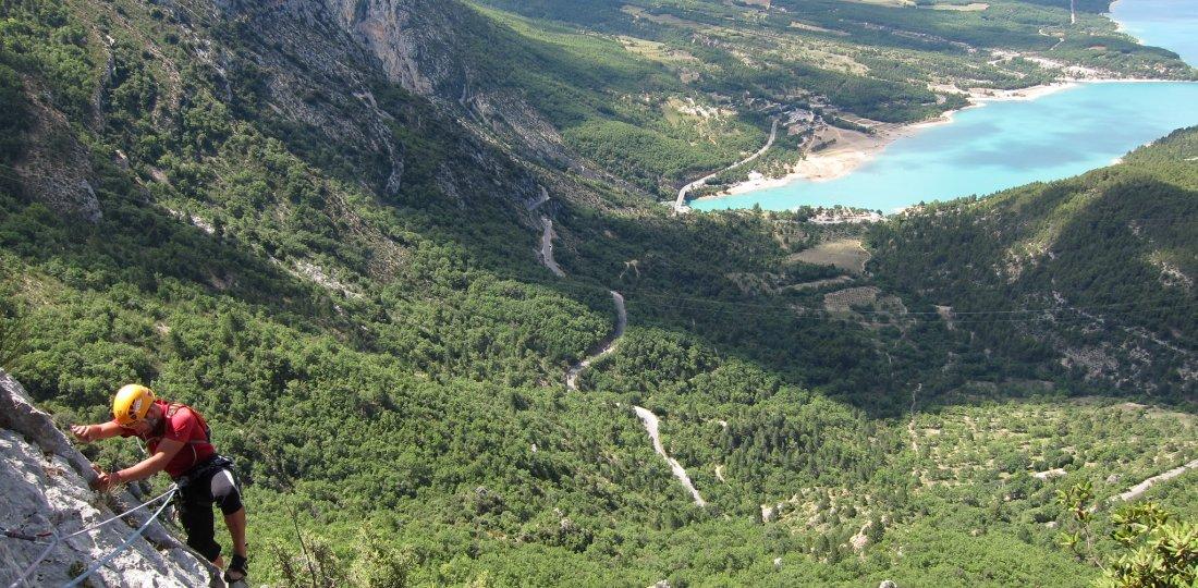 Le Verdon : l'un des spots d'escalade les plus incontournables au Monde !