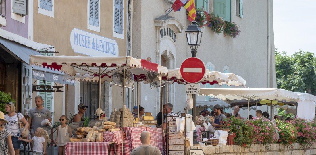 Marché provencal