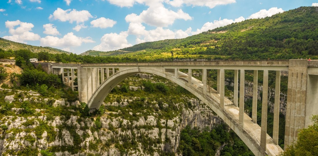bridge of Artuby