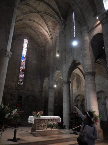 Visite guidée du village de Moustiers-Sainte-Marie