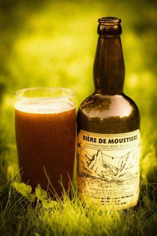 Bière de Moustiers