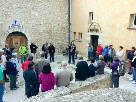 Visite guidées du village Moustiers-Sainte-Marie