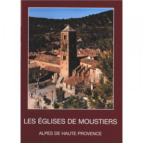 Livre sur les églises de Moustiers