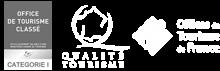 logo Marque Qualité, office classé, Frotsi