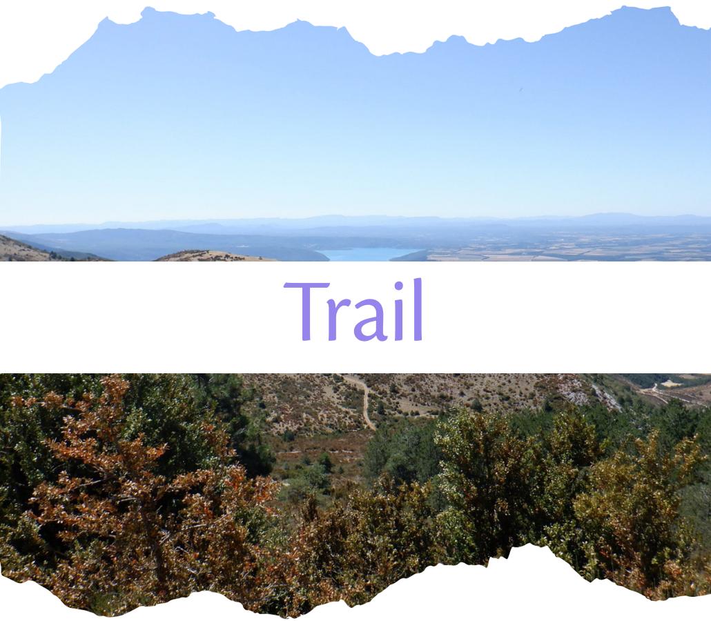 Moustiers-Sainte-Marie, vraie terre de trail !